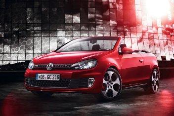 Volkswagen Golf GTI Cabriolet 2013, potencia y estilo