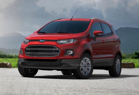 Ford EcoSport 2013, el mejorado SUV de Ford