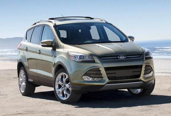 Ford Escape 2013, se viene el nuevo Escape