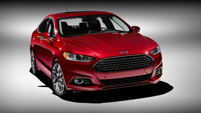 Ford Fusion 2013, novedades del nuevo Ford