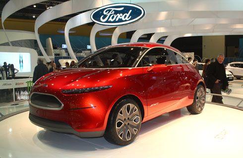 Ford Ka 2013, el renovado modelo de Ford