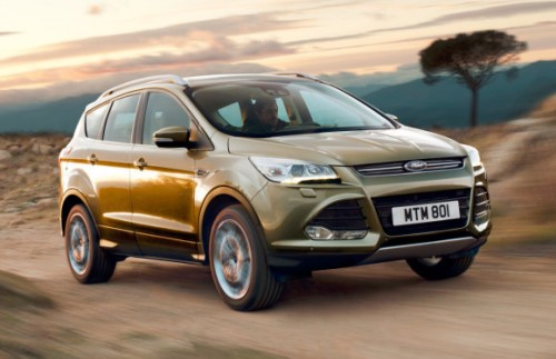 Ford Kuga 2013, características del próximo Kuga