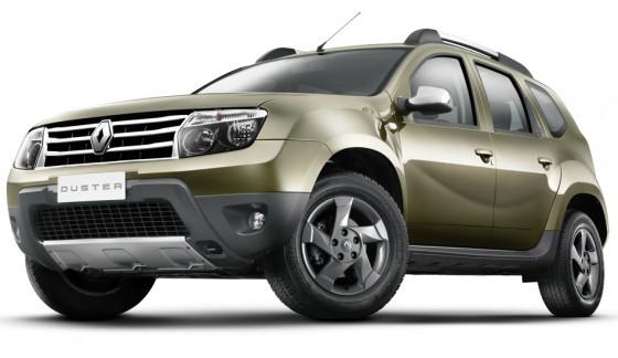 Renault Duster 2013, las novedades del Duster