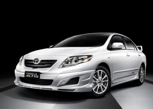 Toyota Corolla 2013, características del nuevo Corolla