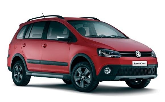 Volkswagen Suran Cross 2012, un gran VW