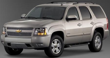 Chevrolet Tahoe 2013, lo nuevo de lo bueno