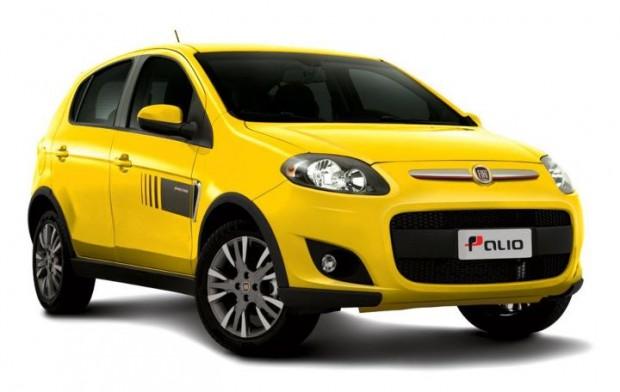 Fiat Palio 2013, los cambios del Palio
