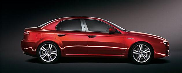 Alfa Romeo 159 2012, sus características