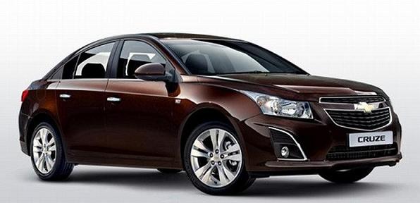 Chevrolet Cruze 2013, de lo nuevo lo mejor