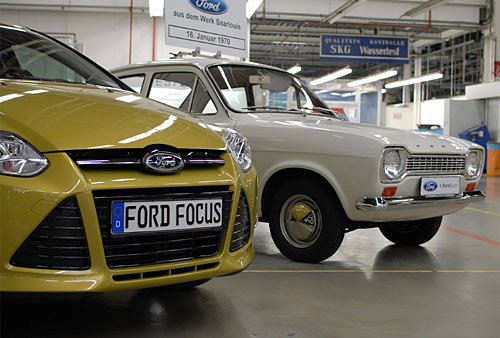 Ford Focus 2013, a Argentina está llegando
