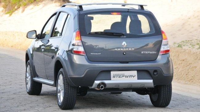 Precio del Renault Sandero 2013