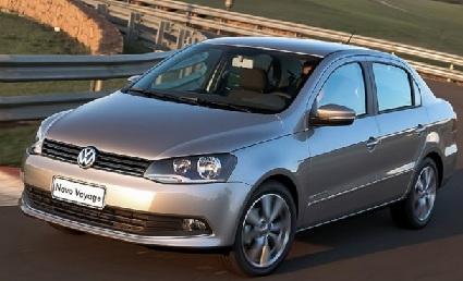 Volkswagen Voyage 2013, rediseñado y mejorado VW