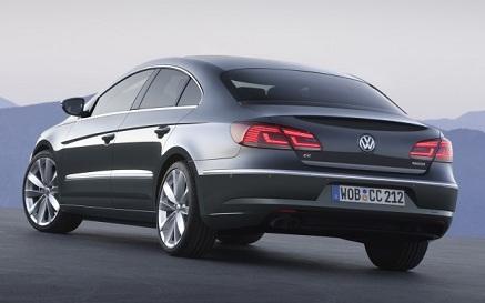 Volkswagen CC 2013, sus características