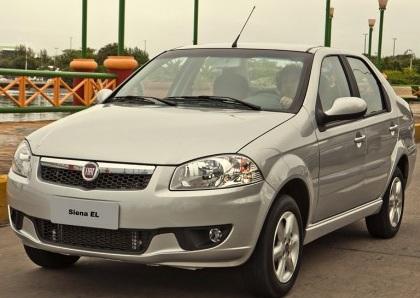 Fiat Siena EL 2013, lanzado en Argentina