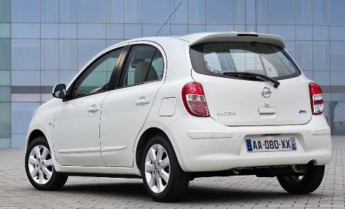 Nissan March 2012, nuevas características de este Nissan