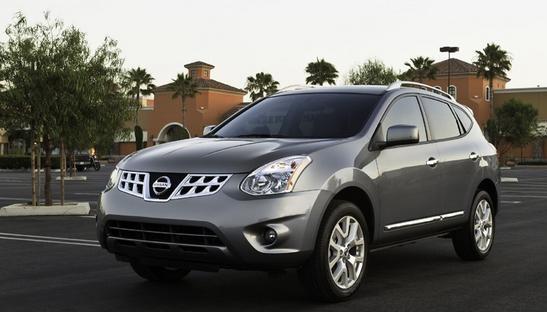 Nissan Rogue 2013, precio y características