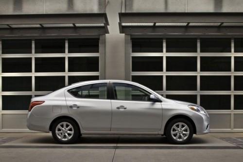 Nissan Versa 2012 en Argentina
