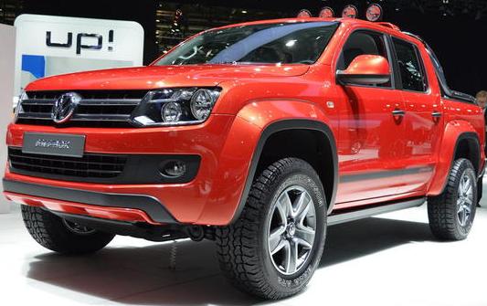 Volkswagen Amarok 2013, ya recorre las calles argentinas