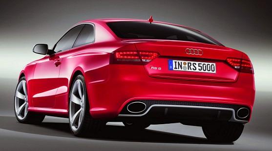 Audi RS5 2013, sus características