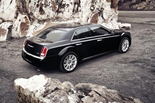 Chrysler 300 2013, sus características
