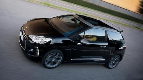 Citroen DS3 Cabrio, lo nuevo de Citroen