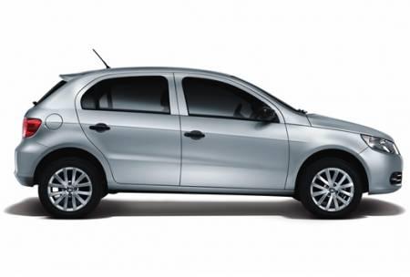 Gol Trend 2012, uno de los mejores modelos de Volkswagen