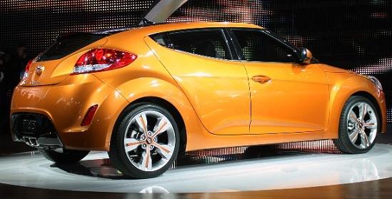 Hyundai Veloster 2012, ya ha sido lanzada en Argentina