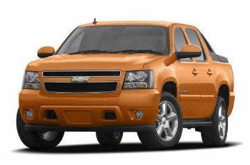 Chevrolet Avalanche 2013, camioneta para transporte de carga