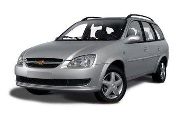 Chevrolet Classic Wagon 2013, un clásico remodelado y optimizado