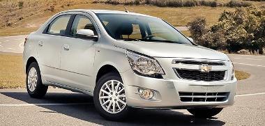 Chevrolet Cobalt 2013, un auto optimizado mecánicamente