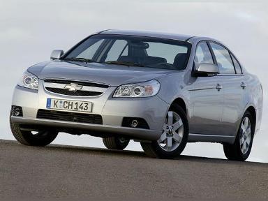 Chevrolet Epica 2013, menor emisión de gases contaminantes y consumo de combustible