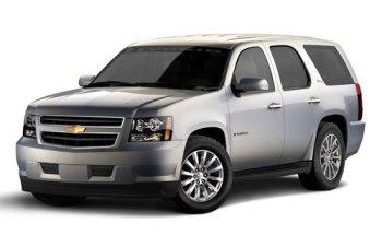 Chevrolet Tahoe 2013, un auto familiar de gran potencia