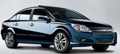 Chevrolet Vectra 2013, un automóvil ideal para la ciudad