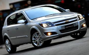 Chevrolet Vectra GT 2013, potencia y elegencia
