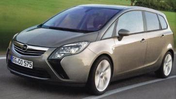Chevrolet Zafira 2013, un auto familiar clásico