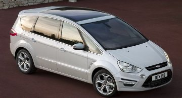 Ford S-MAX 2013, un auto familiar de Ford