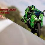 Las motos mas rapidas